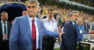 Fenerbahçe otoparkında Şenol Güneş'e saldırı girişimi