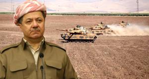 Habur'daki askeri tatbikat sonrası Barzani suskunluğunu bozdu