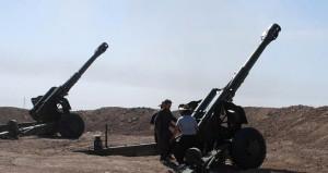 İran, Erbil'i bombalamaya başladı