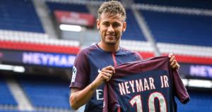 Neymar'ın yıllık maaşı, Ronaldo'yla Messi'yi solladı