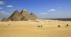Binlerce yıllık sorunun cevabı bulundu! Piramitlerin gizemi çözüldü