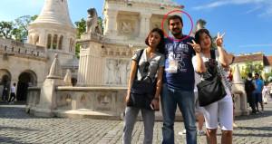 Diyarbakırlı genç, cebindeki 1 TL ile 15 ülkeyi gezdi