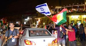 Erbil'de tartışmalı referanduma çok tartışılacak kutlama