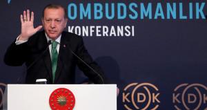 Erdoğan'dan salonu coşturan sözler: Bir gece ansızın gelebiliriz