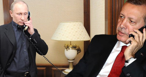 Erdoğan ile Putin arasında kritik referandum görüşmesi