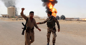 Irak, petrol kuyularına el koydu! Kerkük'e asker gönderecekler