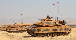 Türk ve Irak askerleri sınırda birlikte tatbikata başladı