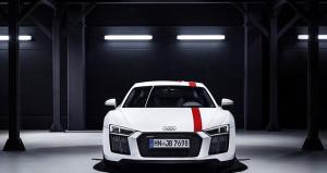 İşte Audi'nin yeni yol canavarı! Tamamen el yapımı