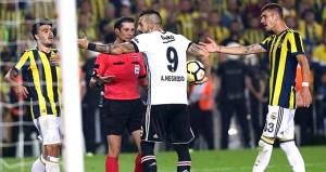 Beşiktaş'ın golcüsü: Fener maça değil kavgaya gelmiş