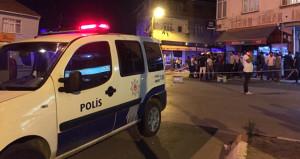Sultanbeyli'de silahlar konuştu, çevik kuvvet mahalleye geldi: 1 ölü