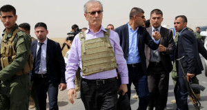 Talabani'den Barzani'nin valisine darbe girişimi