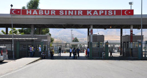 Türkiye ilk hamlesini yaptı! Habur Sınır Kapısı kapatıldı