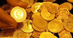 Altın, hızlı yükselişin ardından dibe çakıldı