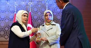 Emine Erdoğan'dan belediyelere rica: Atık kültürünü yaygınlaştırın