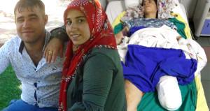 Cani koca, hamile karısına dakikalarca işkence yapıp tüfekle vurdu