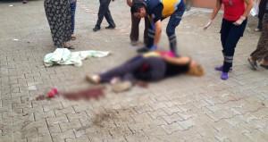 Okul yolunda kurşun yağdırdılar! Kızı kucağında öldü