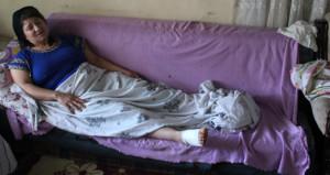 Serinlemek için baraj gölüne ayaklarını sokan kadının hayatı karardı