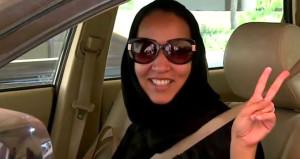 Dünya için küçük, Suudiler için büyük bir adım! Kadınlara yasak kalktı