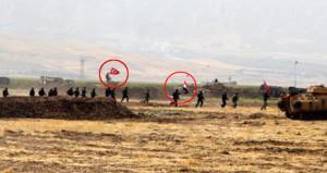 Türkiye'nin tatbikatına Iraklı askerler de katıldı