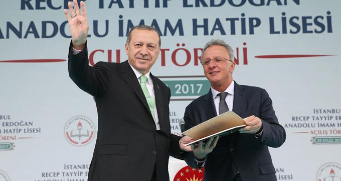 mesut toprak erdoğan imam hatip ile ilgili görsel sonucu