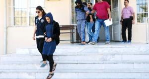 2 günlük aşk, karakolda bitti! Suriyeli kaçak gelin kaçamadı