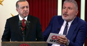 Prof'un sözleri, Erdoğan'ı çileden çıkardı: İzleyince nefret ediyorum