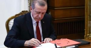 Erdoğan'dan gece operasyonu! İki il teşkilatına atama yaptı