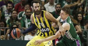 Fenerbahçe potada da kayıp