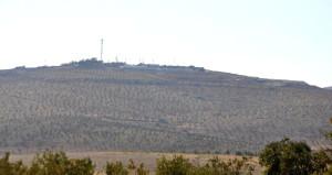 Hatay sınırındaki karakoldan Suriye tarafına roketatar ateşlendi