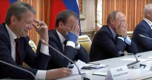 Özrü kabahatinden büyük! Rus bakanın skandal gafı, Putin'i utandırdı