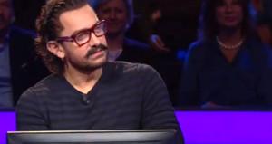 İşte Aamir Khan'ın aldığı ödül! Doğru cevabı bildi ama cesaret edemedi