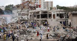 Somali'de bilanço her geçen saat ağırlaşıyor! Ölü sayısı yükseldi