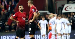 Dünya Kupasına gidemeyen Türkiye, FIFA sıralamasında çakıldı