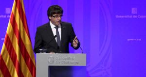 Katalan liderden İspanya'ya çağrı: 2 ay içinde diyaloğa geçin