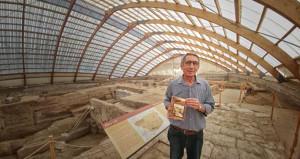 Koyun otlattığı antik kenti yazdı! ABD'de üniversitede okutuluyor