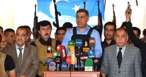 Liderlerinden Türkmenlere çağrı: Silahlarınızı alıp sokağa çıkın