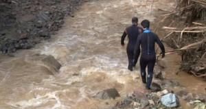 Rize'de aşırı yağış felaketi! Sel sularına kapılan vatandaş kayboldu