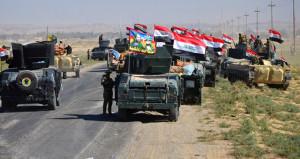 Irak ordusu, kritik bölgeyi tamamen ele geçirdi