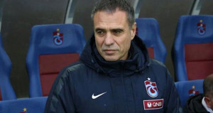 Trabzonspor'da beklenen oldu, Ersun Yanal kovuldu