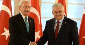 Meclis'te sürpriz randevu! Yıldırım ile Kılıçdaroğlu bir araya geliyor