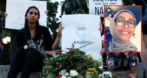 ABD'de 17 yaşındaki müslüman kız önce tecavüze uğradı sonra öldürüldü!
