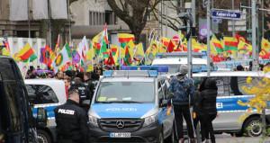 Alman polisinin skandal