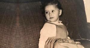 Bu küçük kız büyüyüp, Türkiye'nin en güzel kadınlarından biri oldu
