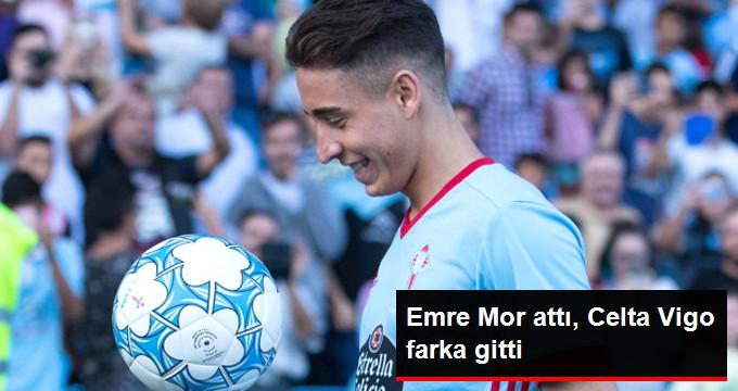Emre Mor attı, Celta Vigo farka gitti