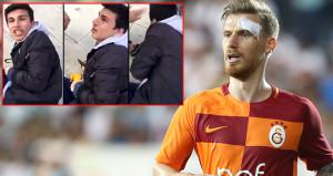 Galatasaraylı Serdar, Konya'da dövülen gence sahip çıktı