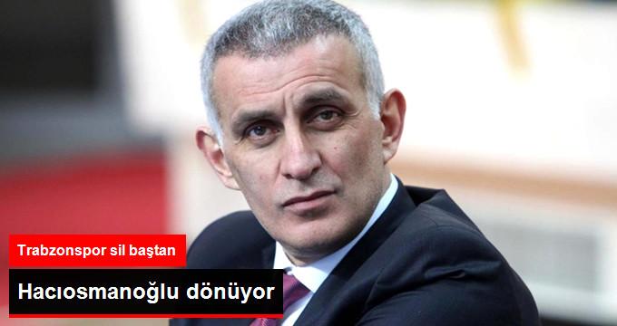 Hacıosmanoğlu dönüyor