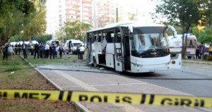 Mersin'deki bombalı saldırıyla ilgili yayın yasağı!