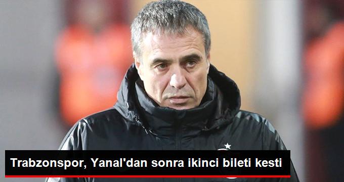 Trabzonspor, Yanal dan sonra ikinci bileti kesti