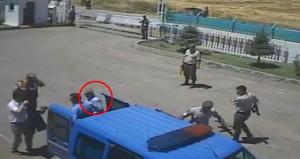 Adil Öksüz'ün yakalandıktan sonraki yeni görüntüleri ortaya çıktı