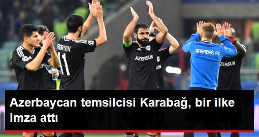 Azerbaycan Temsilcisi Karabağ, 10 Kişi Kaldığı Maçta Atletico Madrid'le 0-0 Berabere Kaldı